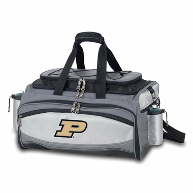 Purdue Vulcan Embroidered Tailgate Cooler (Black)