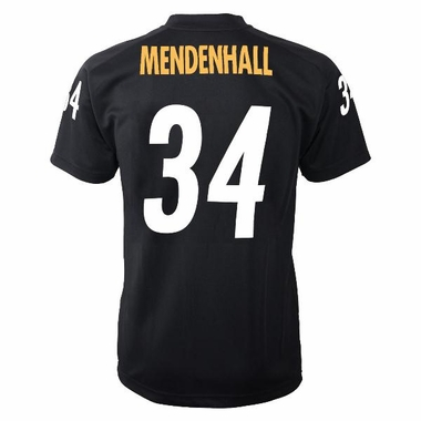 Rashard Mendenhall YOUTH Pittsburgh Steelers # 34 Performance Jersey T-shirt