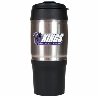 Sacramento Kings 18oz Oversized Travel Tumbler