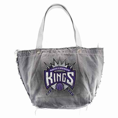 Sacramento Kings Vintage Tote (Black)