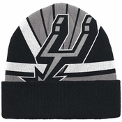 9c753547ee1 San Antonio Spurs Mitchell   Ness Stop On A Dime Premium Cuffed Knit Hat