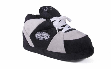San Antonio Spurs Unisex Sneaker Slippers - Small
