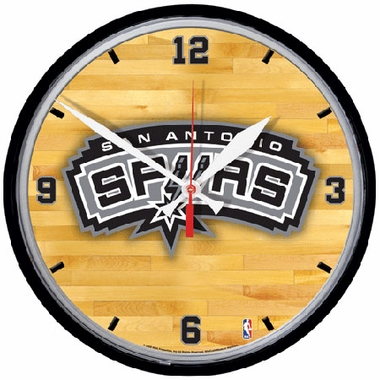 San Antonio Spurs Wall Clock