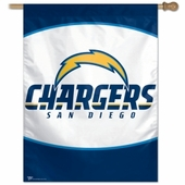 San Diego Chargers Flags & Outdoors
