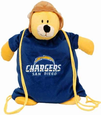 San Diego Chargers Back Pack Pal
