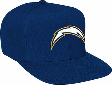 San Diego Chargers Basic Logo Snap Back Hat
