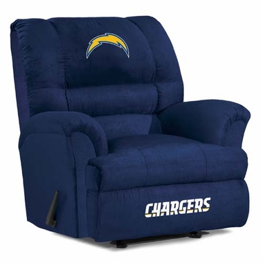 San Diego Chargers Big Daddy Recliner