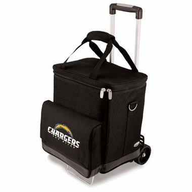 San Diego Chargers Cellar w/Trolley (Black)