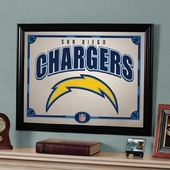 San Diego Chargers Wall Decorations