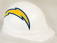 San Diego Chargers Hard Hat