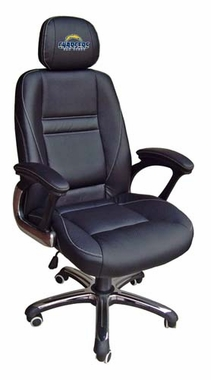 San Diego Chargers Head Coach Office Chair