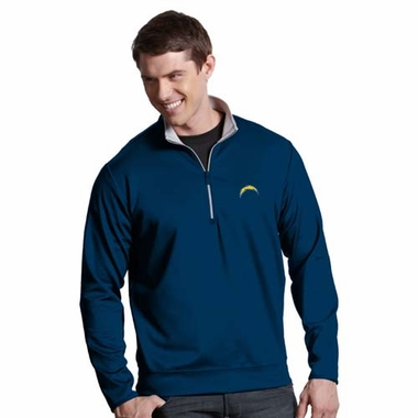 San Diego Chargers Mens Leader Pullover (Color: Navy)