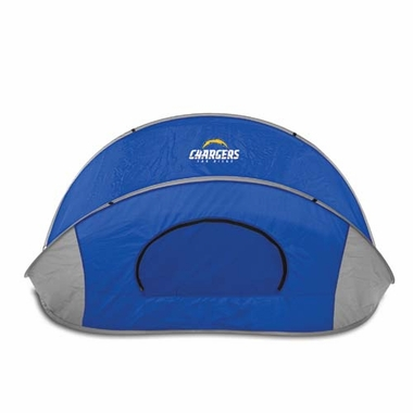 San Diego Chargers Manta Sun Shelter (Blue)