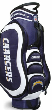 San Diego Chargers Medalist Cart Bag