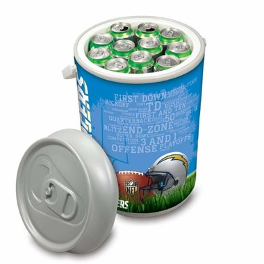 San Diego Chargers Mega Can Cooler