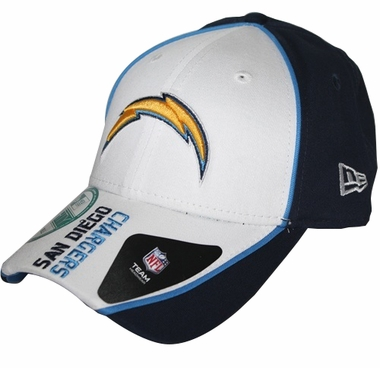"""San Diego Chargers New Era 9Forty NFL """"Opus Strikes Back"""" Adjustable Hat"""