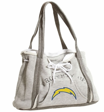 San Diego Chargers Property of Hoody Purse