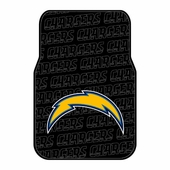 San Diego Chargers Auto Accessories