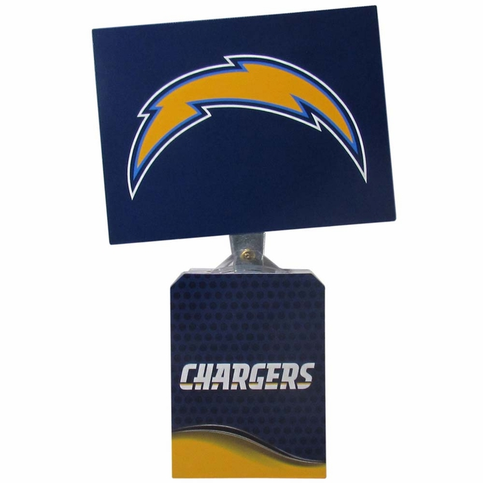 San Diego Chargers Solar Flags F