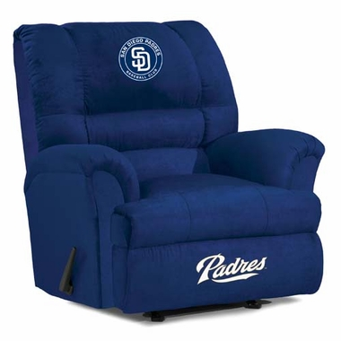 San Diego Padres Big Daddy Recliner