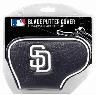 San Diego Padres Blade Putter Cover