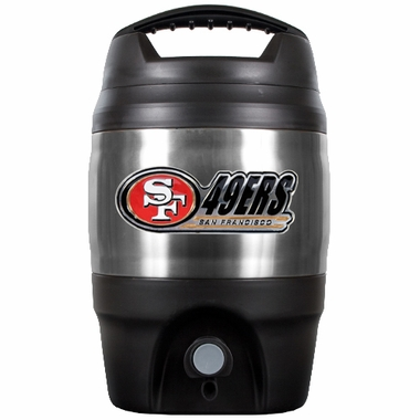 San Francisco 49ers Heavy Duty Tailgate Jug