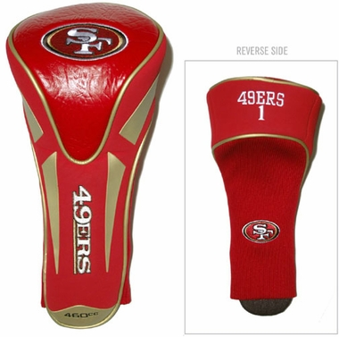 San Francisco 49ers Apex Driver Headcover