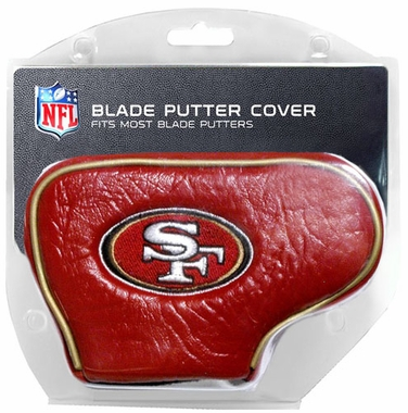 San Francisco 49ers Blade Putter Cover