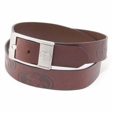 San Francisco 49ers Brandished Belt