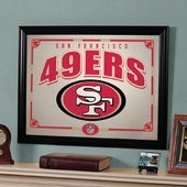San Francisco 49ers Wall Decorations
