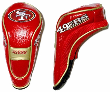 San Francisco 49ers Hybrid Individual Headcover