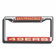 San Francisco 49ers Auto Accessories