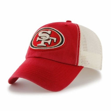 San Francisco 49ers Stanwyk Slouch FlexFit Hat