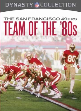 San Francisco 49ers Team of the 80's DVD