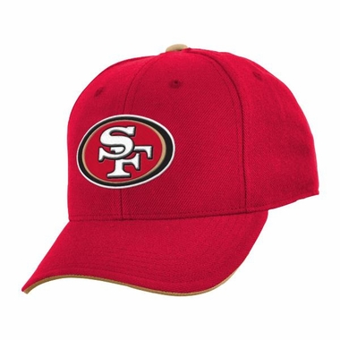 San Francisco 49ers Youth Adjustable Slouch Hat