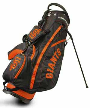 San Francisco Giants Fairway Stand Bag
