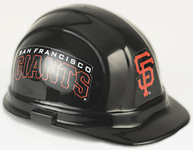 San Francisco Giants Hard Hat