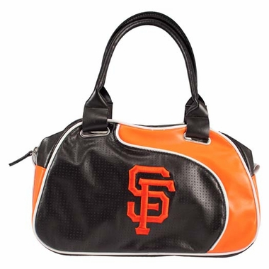 San Francisco Giants Perf-ect Bowler Purse