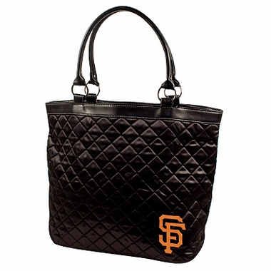 San Francisco Giants Quilted Tote