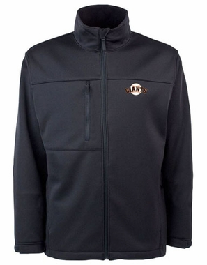 San Francisco Giants Mens Traverse Jacket (Color: Black)