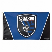 San Jose Earthquakes Flags & Outdoors