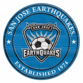 San Jose Earthquakes Wall Decorations