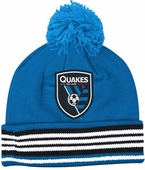 San Jose Earthquakes Hats & Helmets