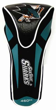 San Jose Sharks Apex Driver Headcover