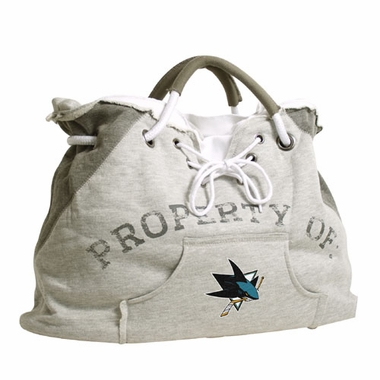 San Jose Sharks Property of Hoody Tote