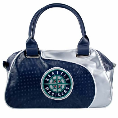 Seattle Mariners Perf-ect Bowler Purse