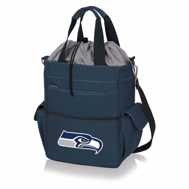 Seattle Seahawks Activo Tote (Navy)