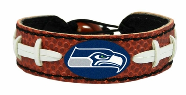 Seattle Seahawks Classic Football Bracelet
