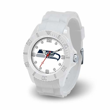 Seattle Seahawks Cloud Womens Watch