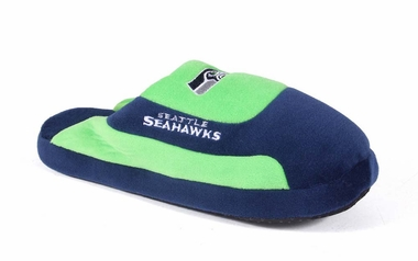 Seattle Seahawks Unisex Low Pro Slippers
